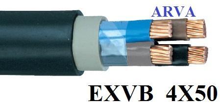 exvb  grondkabel  mm eca  meter hw led