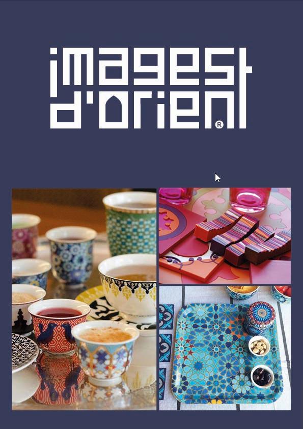 Brochure Images d'Orient - Collecties