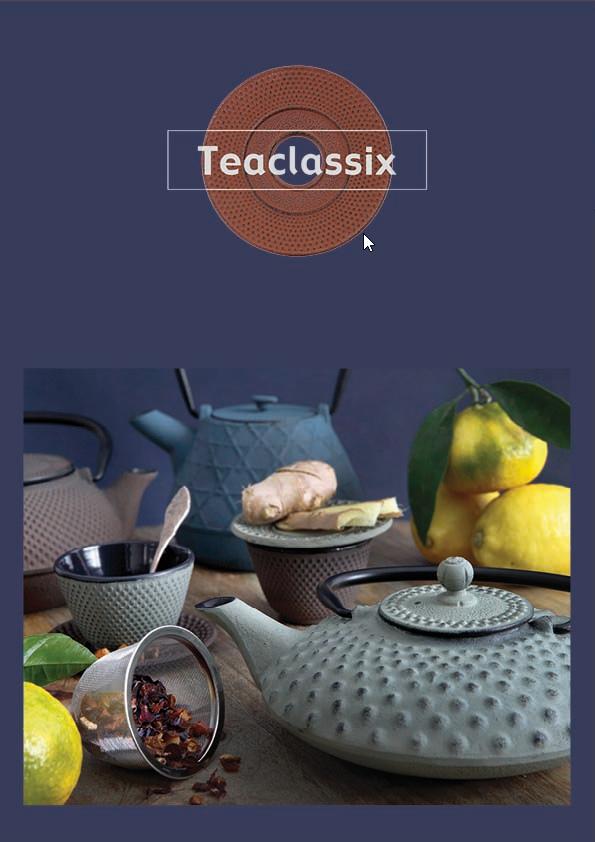 Brochure Teaclassix