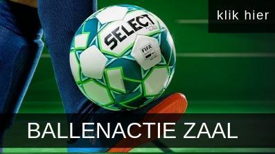 Zaalvoetballen actie 2019 2020